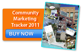 Community Marketing Tracker 2011