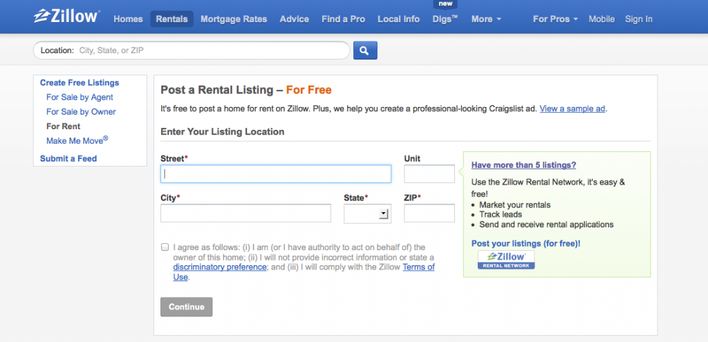 Multifamily Leasing with Zillow